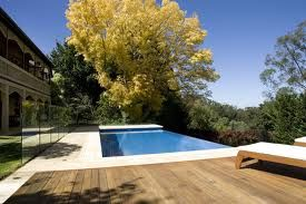 building a pool on a sloping block - Google Search