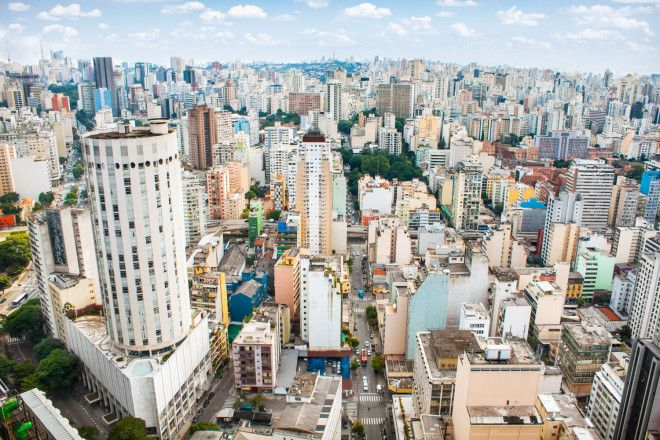 93. Sao Paulo – World's Most Incredible Cities