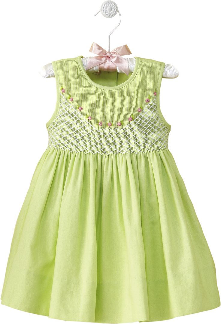 Best 25 Smocked Baby Dresses Ideas On Pinterest