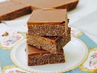 Chocolate Rough Squares Recipe
