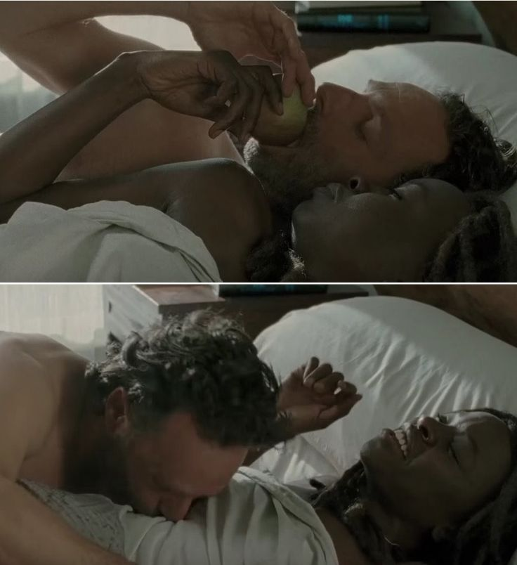 """Richonne ~ Rick & Michonne - The Walking Dead 