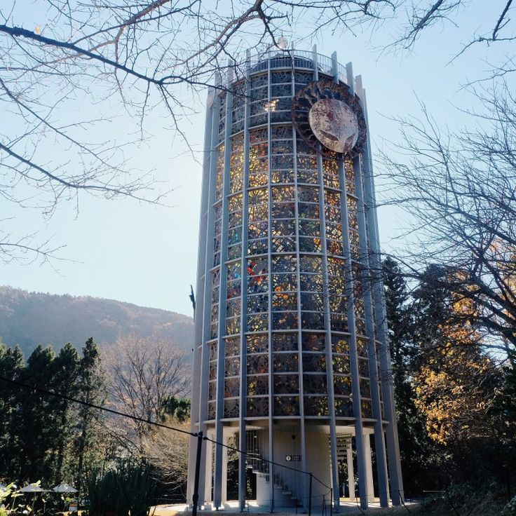 Hakone Open-Air Museum (Part 2) – The Wandering Jellyfish