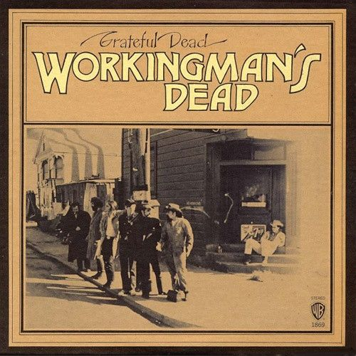 Grateful Dead Workingman's Dead on 180g LP The Grateful Dead's first seminal release of 1970 finds the band in an uncharacteristic acoustic setting paying homage to their country, blues and folk roots