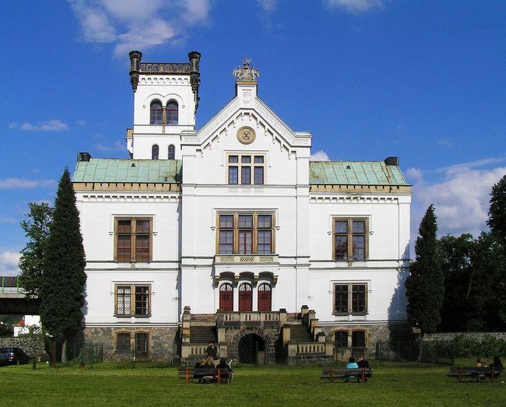 zámek Trmice