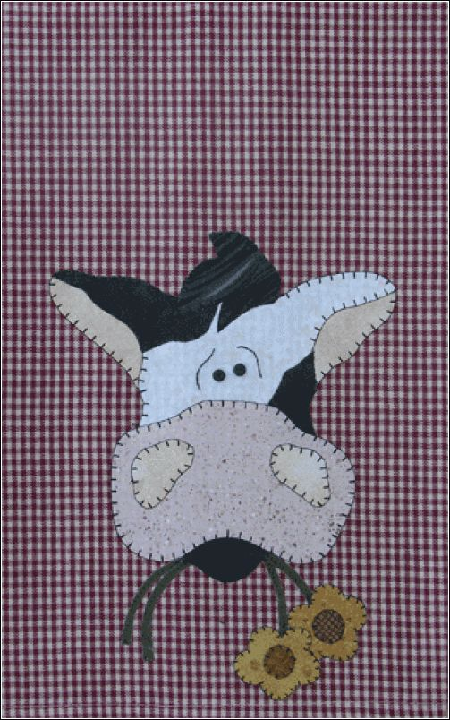 P12 Cow Patternlet  cute on toddler outfit