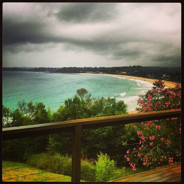 Easter, planned and booked, Mollymook Beach, can't wait for some simple beach living.