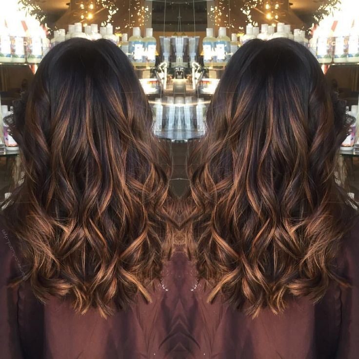 15 Balayage Hair Color Ideas With Blonde Highlights: 25+ Best Ideas About Caramel Balayage On Pinterest