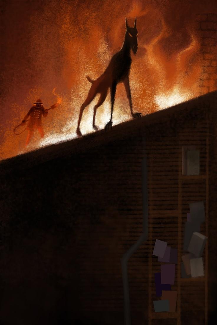 17 Best images about Fahrenheit 451 on Pinterest   Museums ...  Fahrenheit 451 Mechanical Hound Movie
