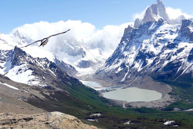 Parque Nacional Los Glaciares, Patagonia Argentina. © Carolyn McCarthy