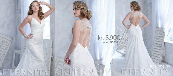 Eternity Bride 2015 <3 Kjøp trygt i nettbutikken http://www.abelone.no  RASK LEVERING - BETAL ETTER MOTTATT VARE - 14 DAGER BYTTE OG RETURRETT - DELBETALING