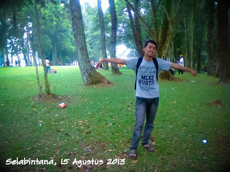 Vacation :) Selabintana, Sukabumi, West Java, Indonesia  :)... very cold man :X