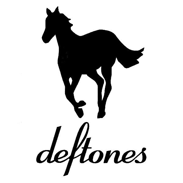 I'm getting a very old tattoo covered up. I'm getting the pony #deftones #whitepony