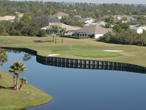 Sun 'n Lake Golf - Sebring, FL  Turtle run