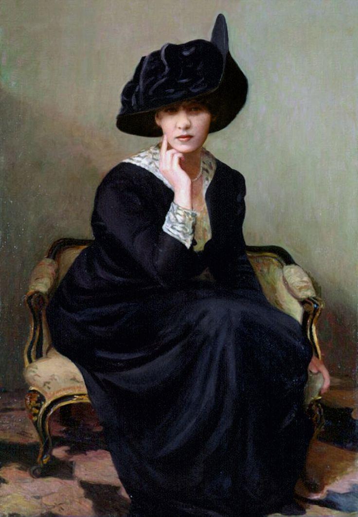 Portrait - Mutter mit ca. 35