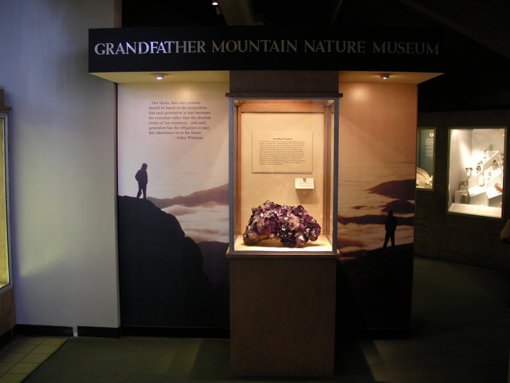 Grandfather Mountain Nature Museum Gift Shop