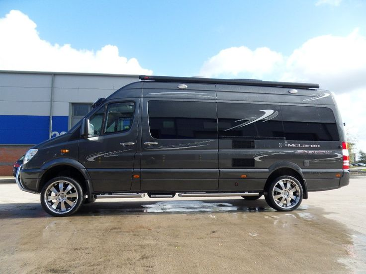 Mercdes Sprinter 4 x 4 Shadow Motorhome 1