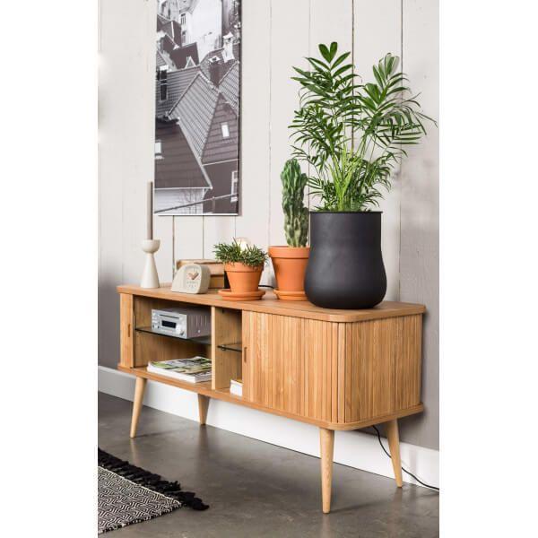 Buffet Ou Meuble Tv Style Vintage En 2020 Decoration Maison Buffet Design Idees De Decor