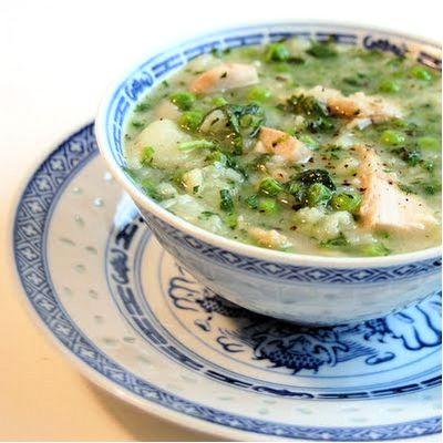 321. Peruvian chicken soup, Aguadito de pollo - Recipe | Kits Chow