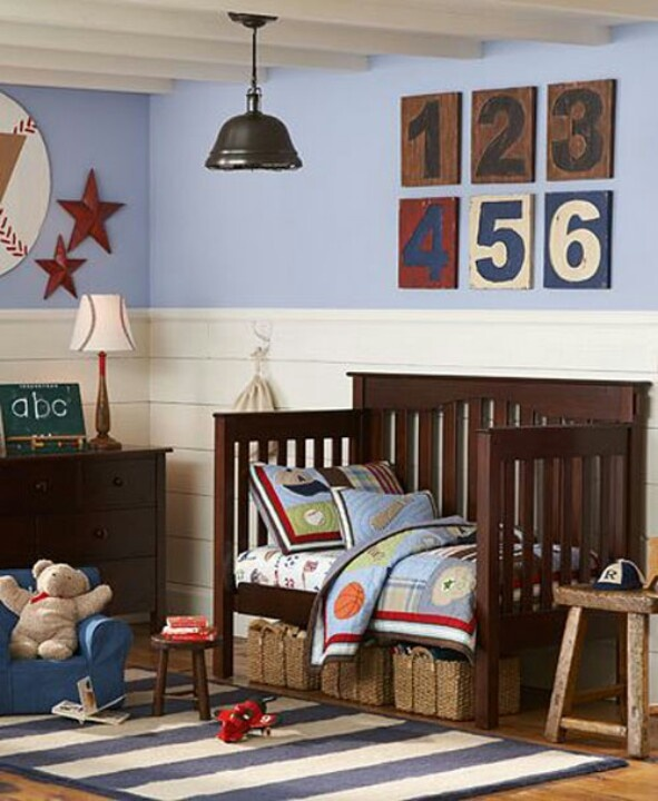 Toddler Boys Sports Bedroom Ideas 96 best baby rooms ideas images on pinterest | baby room, children