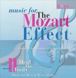 Music for the Mozart Effect, Vol. 2: Heal the Body Music for Rest & Relaxation [CD], 05001477