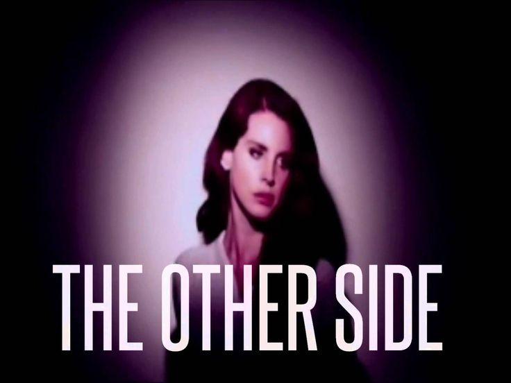 LANA DEL REY - COLA (Lyric Video)