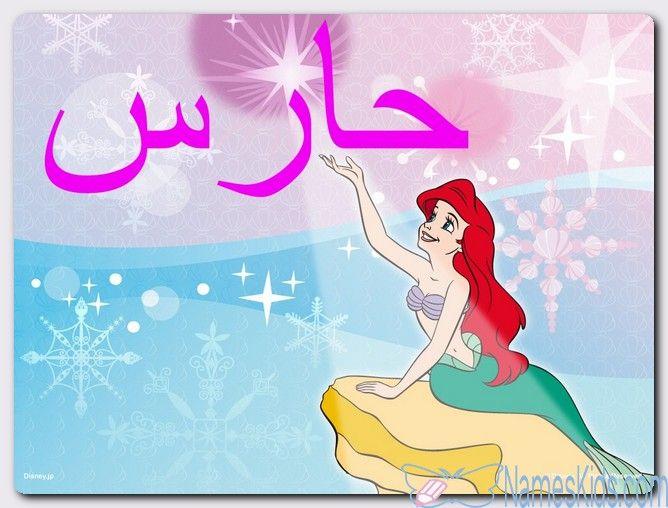 معنى اسم حارس وصفات حامل الاسم الحامي Hares Haris اسم حارس اسماء اسلامية Disney Characters Character Fictional Characters