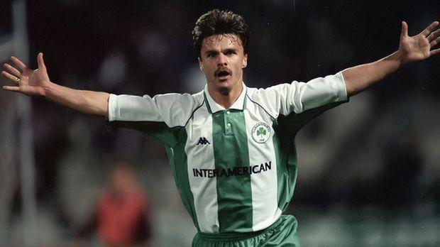 Krzysztof Warzycha-Panathinaikos FC 9