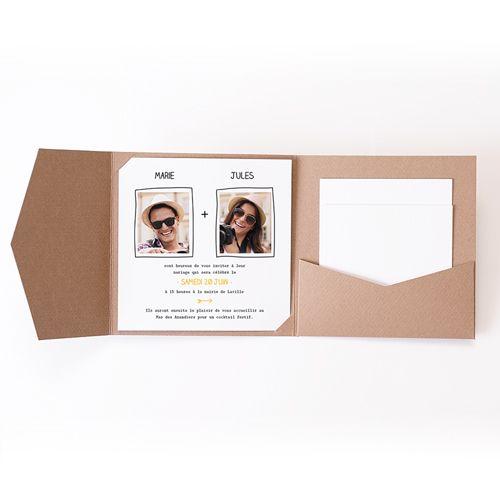 1000 ideas about faire part fait main on pinterest cartes de mariage faites la main id e. Black Bedroom Furniture Sets. Home Design Ideas