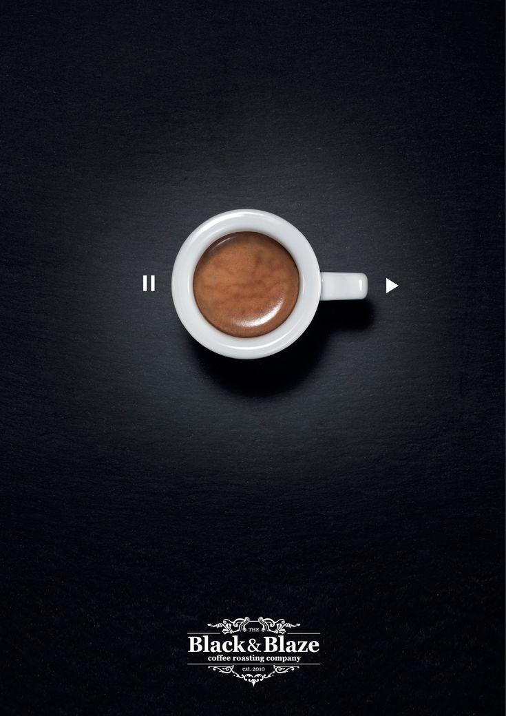 The BlackBlaze coffee roasting company - Coffee turns you