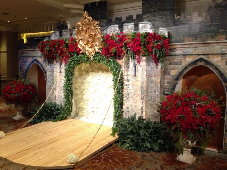 12 best wedding reception backdrop ideas images on pinterest wedding decoration with fairy tale theme junglespirit Gallery