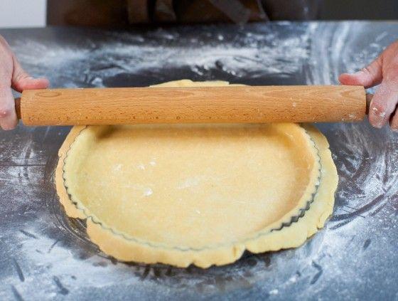 Quiche-Teig (Grundrezept)