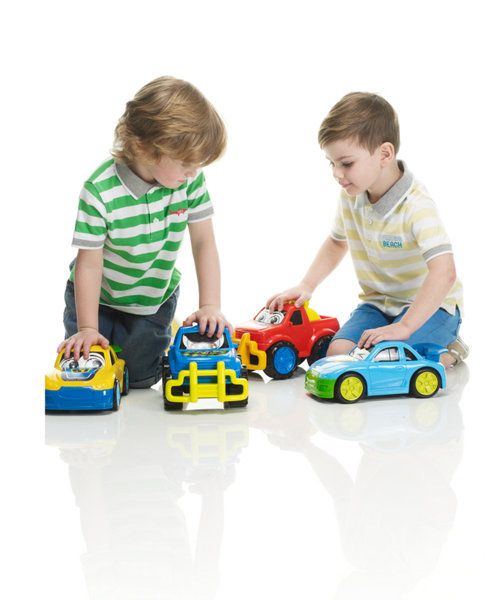 Mothercare Happy Cars - 2 Pack - ELC toys - toys & gifts