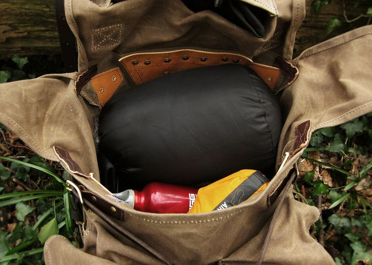 The Outdoor Lab: Traditional style backpacks: Frost River Isle Royale Bushcraft Pack
