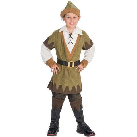 Child's Robinhood Costume