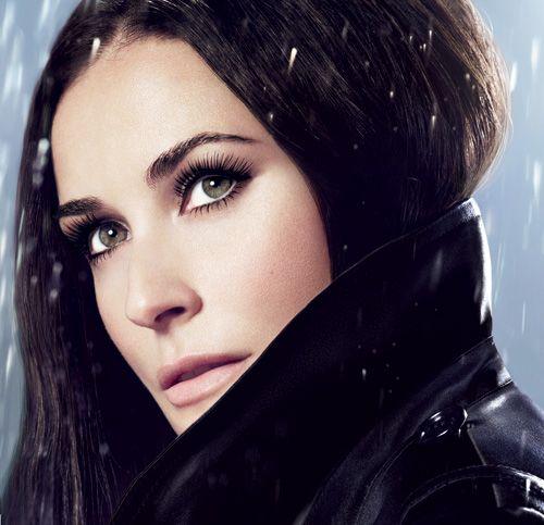 Demi Moore---always beautiful