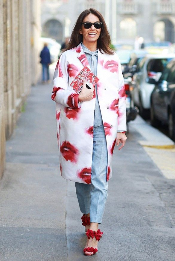 Street Chic Style Fashion