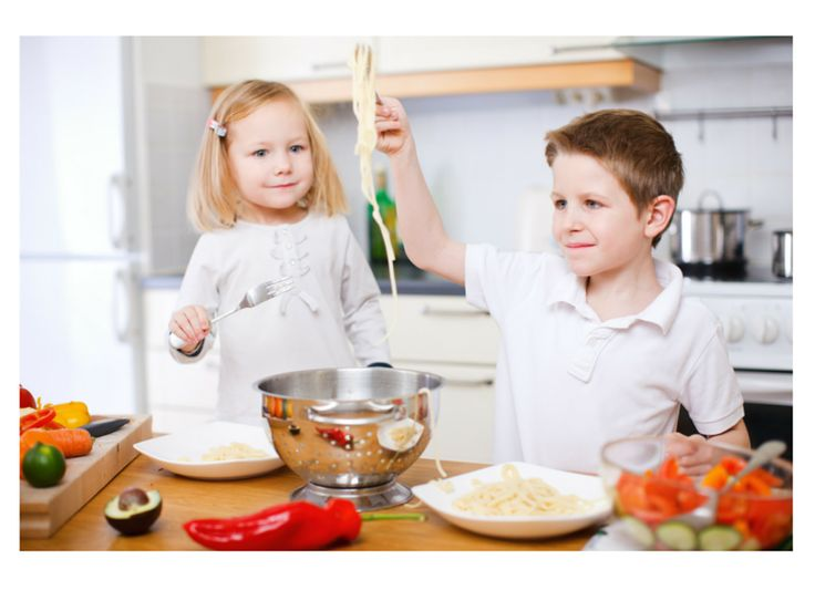 "Cooking with kids! A quick ""how to""-guide Kids are hardwired to want to help, so why not let them! At first they might need a little more guidance but patience will pay dividends as they get older and know their way around the kitchen without too much support. As far as I am concerned these are also essential life skills for healthy living and a good relationship with food."