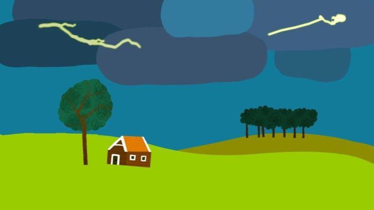 Schooltv: Onweer - Hoe onstaan donder en bliksem?
