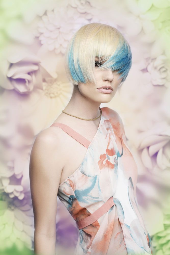 See the collection:  http://www.modernsalon.com/hair-photos/hair-collections/Paint-Box-Hair-Color-227122241.html