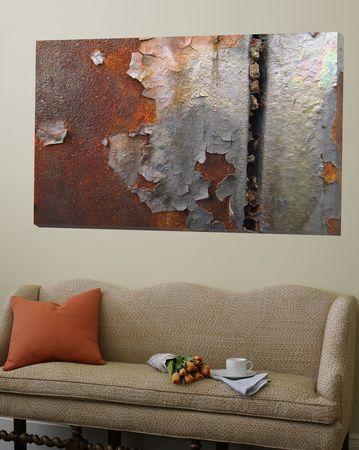 Rusty Panel Loft Art at AllPosters.com
