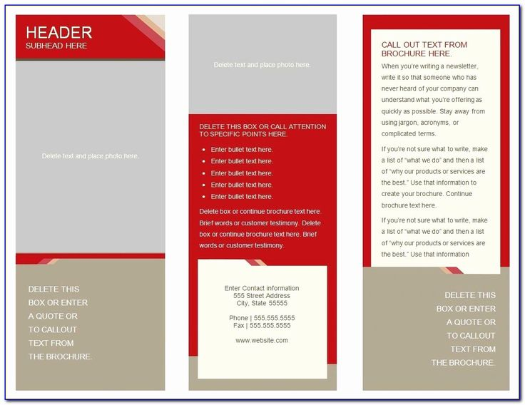 Double Sided Brochure Template Marseillevitrollesrugby In Brochure Templates Google Docs Free Brochure Template Brochure Template Trifold Brochure Template