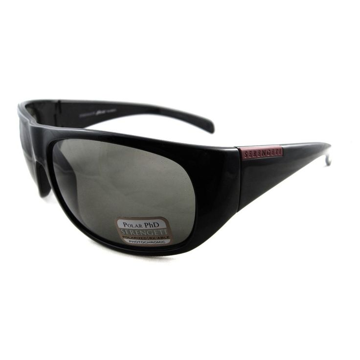 Serengeti Sunglasses Mente 7341 Shiny Black Polarized CPG Grey. Model - Mente. Lens Colour - Polarized CPG Grey. Frame Colour - Shiny Black. Frame Material - Plastic. Comes With - Serengeti sunglasses come with a Serengeti branded case, cleaning cloth and manufacturer information leaflet.