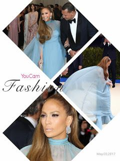 Jennifer Lopez and Alex Rodriguez made their red carpet debut at the 2017 Met Gala, which took place at the Metropolitan Museum of Art on...