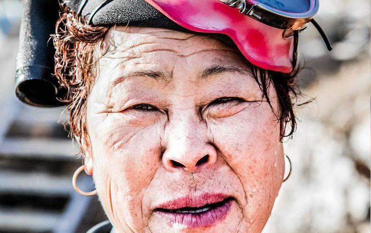"""10 Maddede İnsan Üstü Yeteneklere Sahip """"Koreli Deniz Kızları"""" Haenyo'lar"""