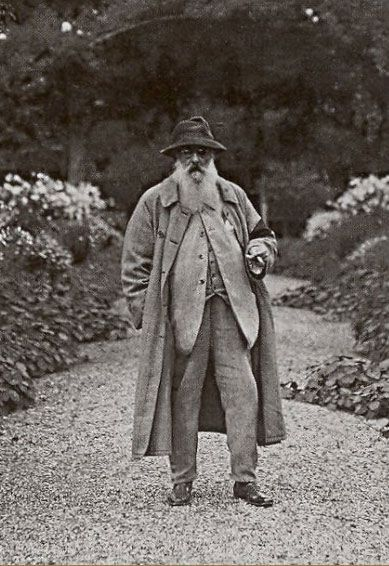 Monet - I want to see his iris gardens outside Paris. They're supposed to be the most spectacular!