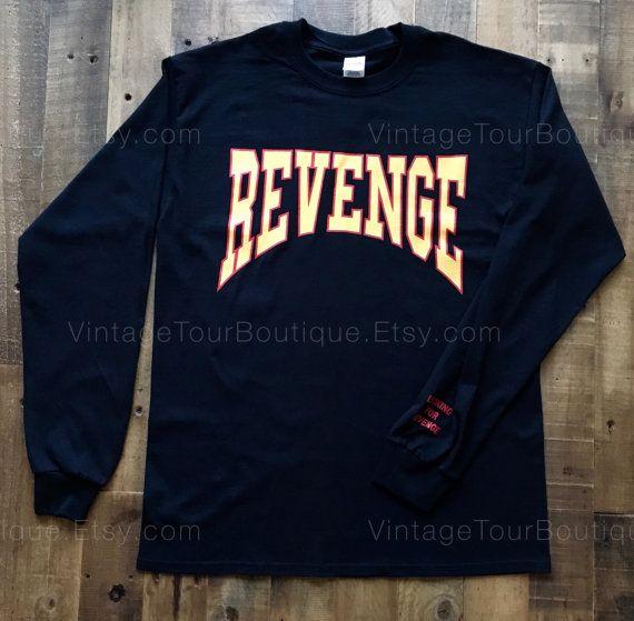 Drake Revenge Summer Sixteen Tour Revenge Long #clothing #shirt @EtsyMktgTool http://etsy.me/2iBxabL