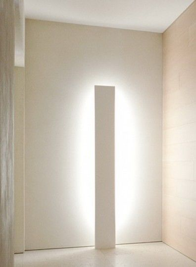 Viabizzuno, Le Notte by Claudio Silvestrin Interesting indirect option - no specific room in mind - but great ambient lighting option