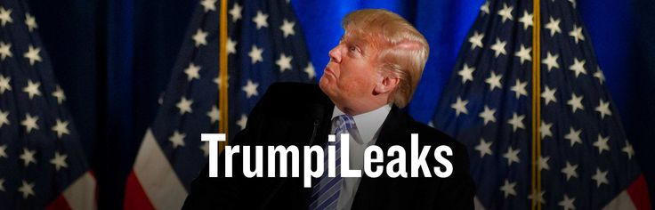 Welcome to TrumpiLeaks. This site provides the most high-powered encryption technology to enable courageous whistleblowers to privately communicate with me and my team. Patriotic Americans in government, law enforcement or the private sector with knowledge of the crimes, lies and general misconduct committed by Donald J. Trump and his associates are encouraged to blow the... View Article
