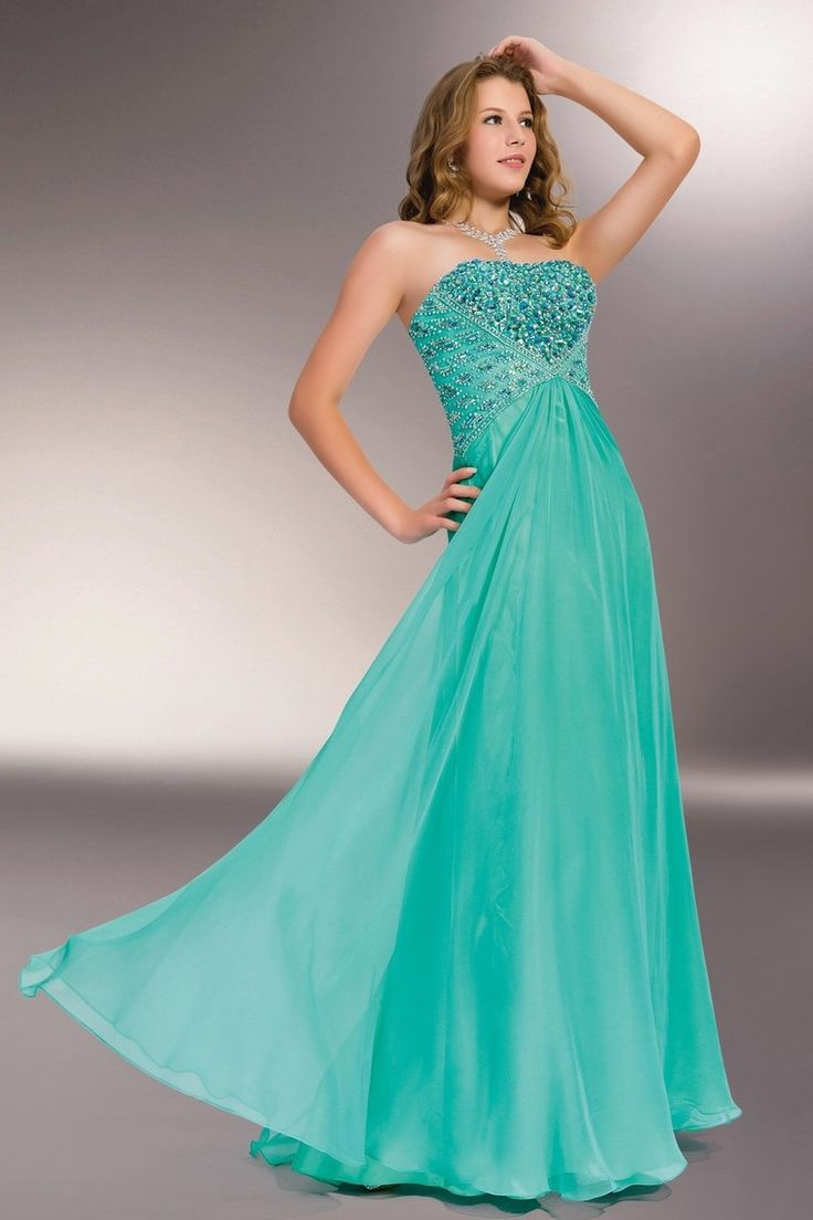 1581 best prom dresses images on Pinterest | Party dresses, Formal ...