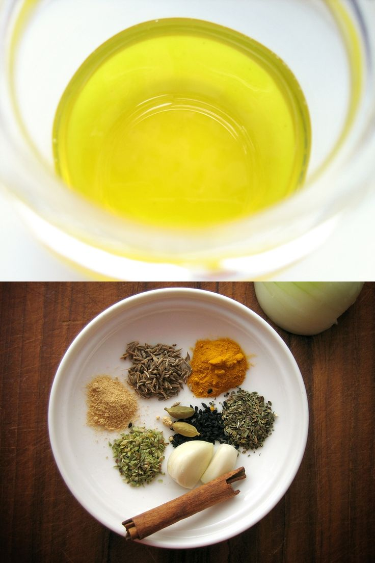 Ethiopian Spiced Clarified Butter (Niter Kibbeh) Recipe ...